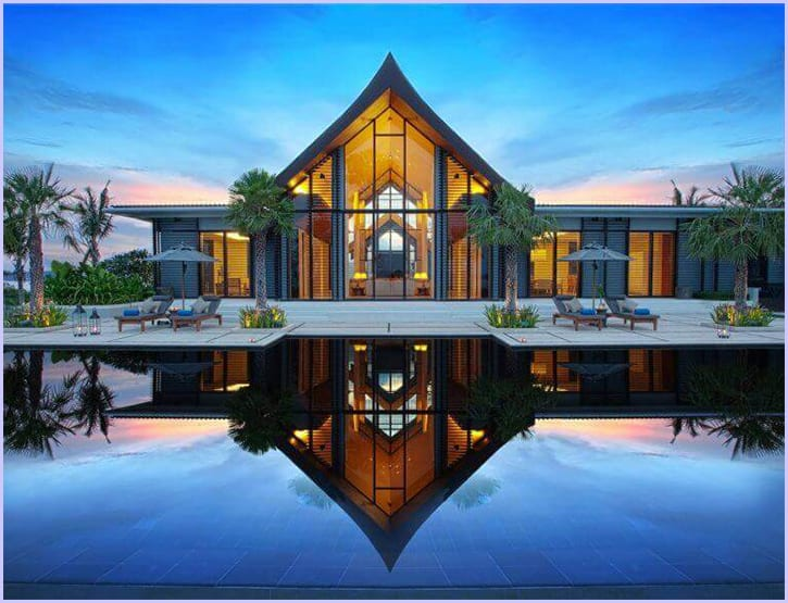 Biệt thự đẹp nhất thế giới