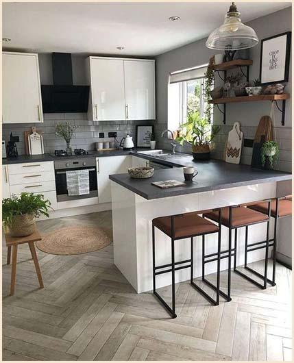 Phòng bếp và phòng ăn