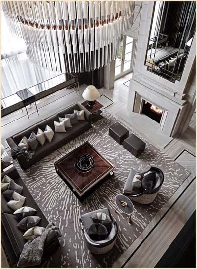 Phòng khách là không gian quan trọng trong ngôi nhà