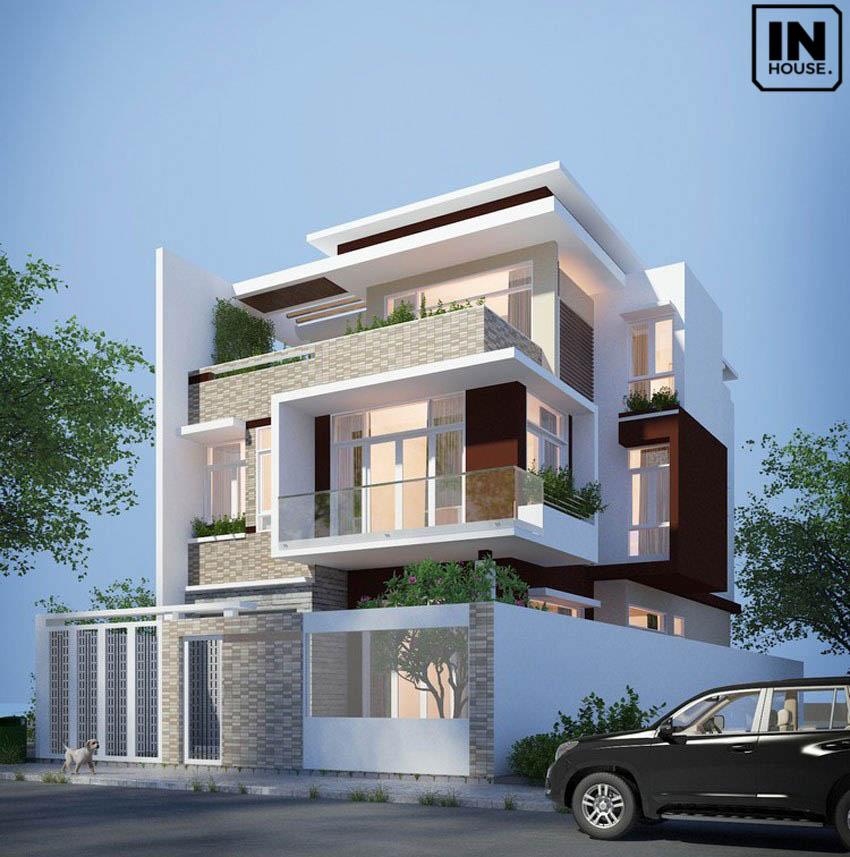 Cần phải hòa hợp kiến trúc nội ngoại thất
