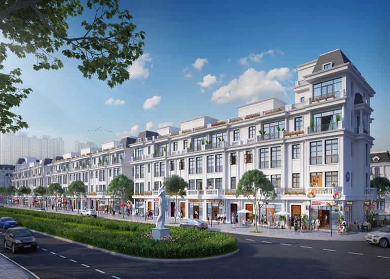 Thiết kế biệt thự Vinhomes Ocean Park đẳng cấp quốc tế cho người Việt