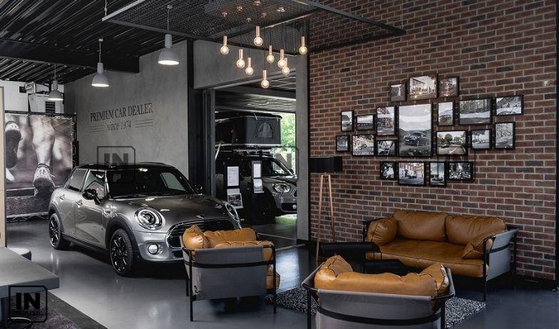 Xu hướng thiết kế showroom ô tô ấn tượng nhất năm 2021