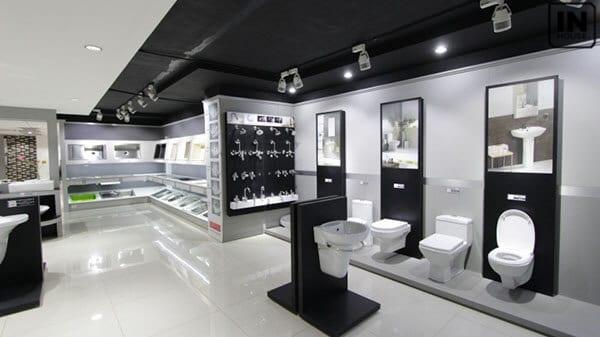 Khu vực trưng bày sản phẩm