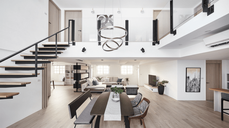 Thiết kế penthouse