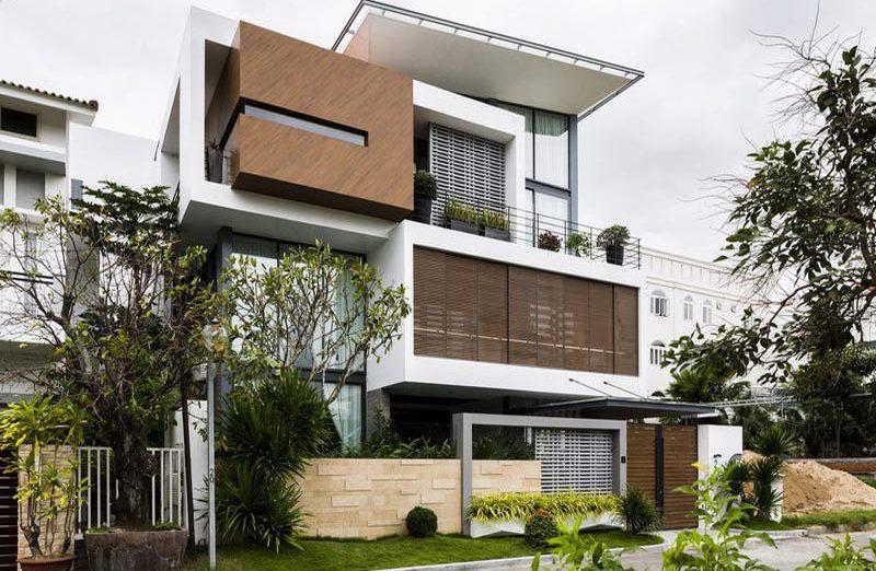 Biệt thự Hiện đại - Modern Villas Style