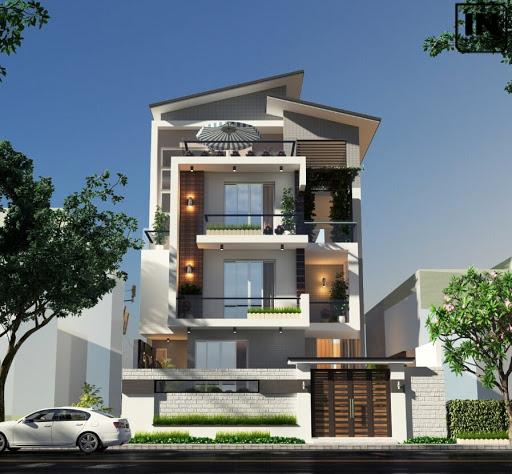Biệt thự nhà Phố - City Villas Style