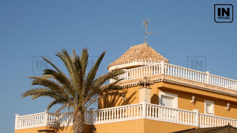 Biệt thự theo phong cách Địa Trung Hải