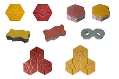 Các loại gạch block phổ biến khác