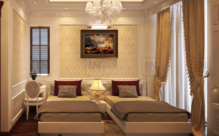 Khách sạn theo phong cách tân cổ điển (Ảnh: Internet)