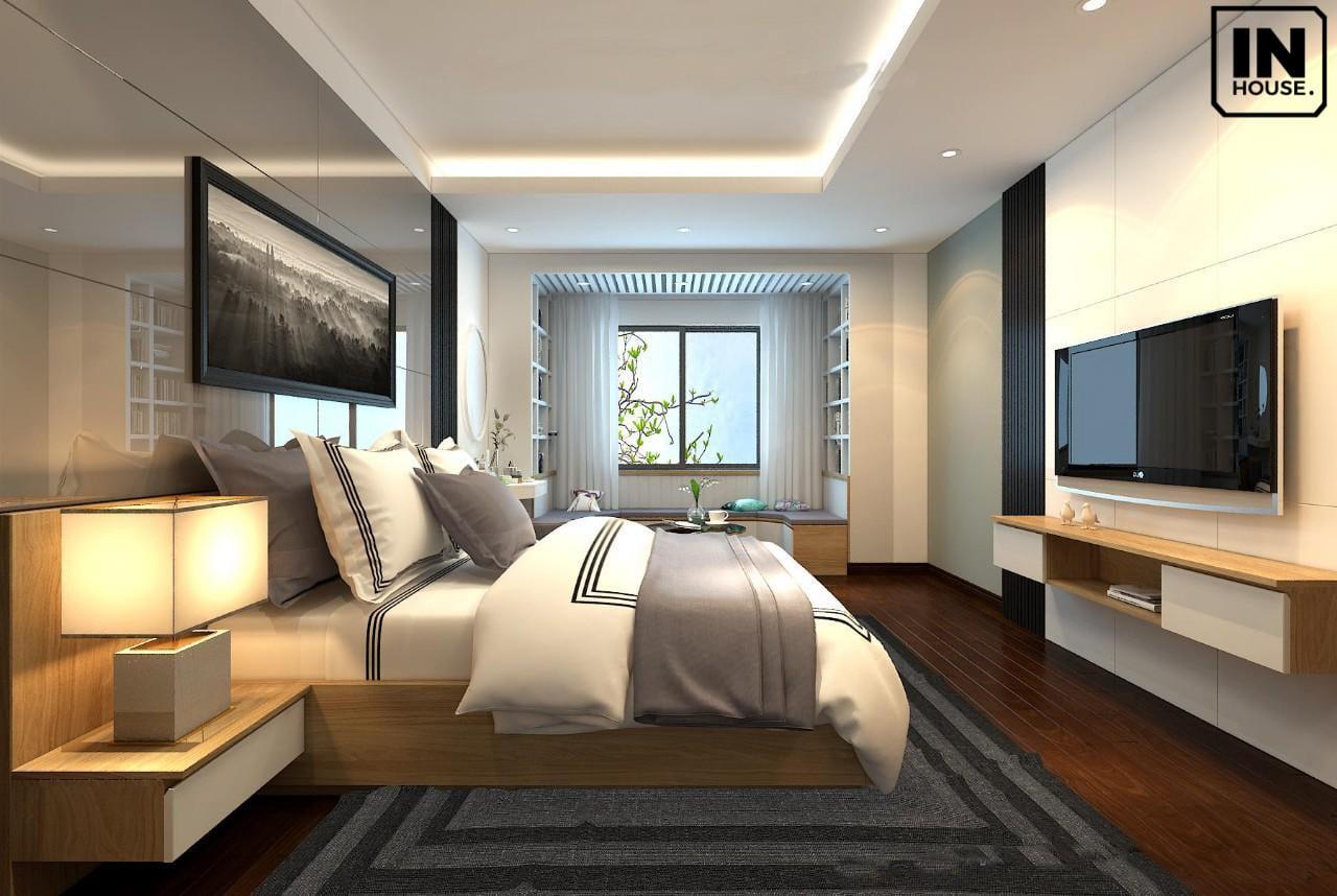 Tiêu chuẩn thiết kế nội thất phòng ngủ