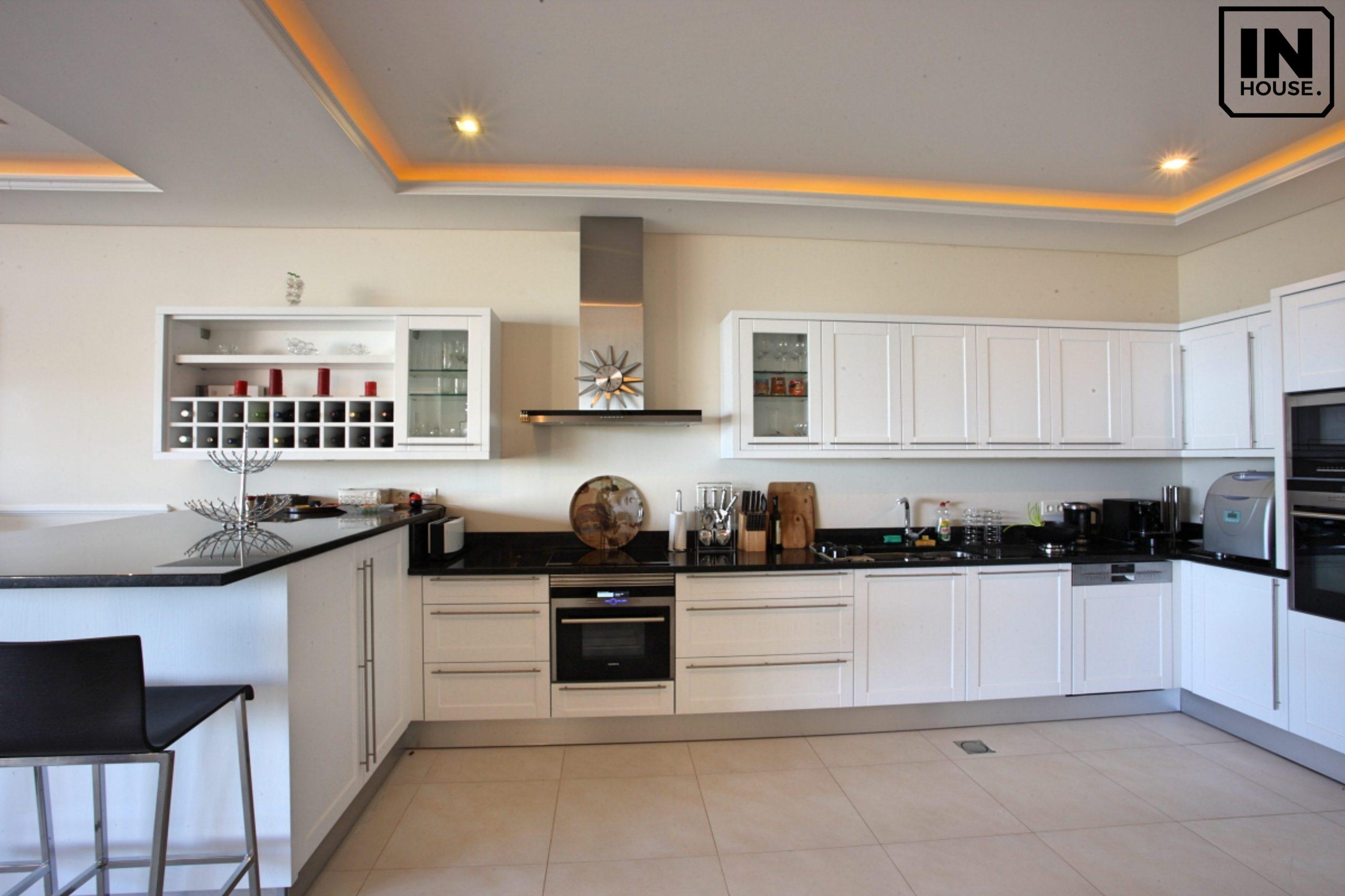 Thiết kế khu vực bếp nấu