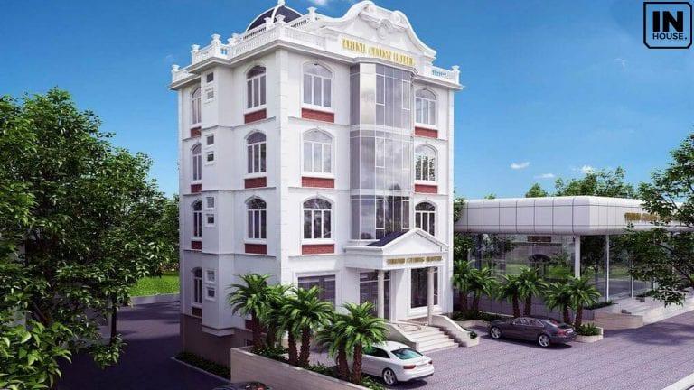 Thiết kế khách sạn 6x20