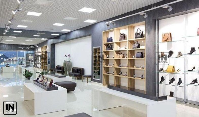 thiết kế nội thất showroom trưng bày 1