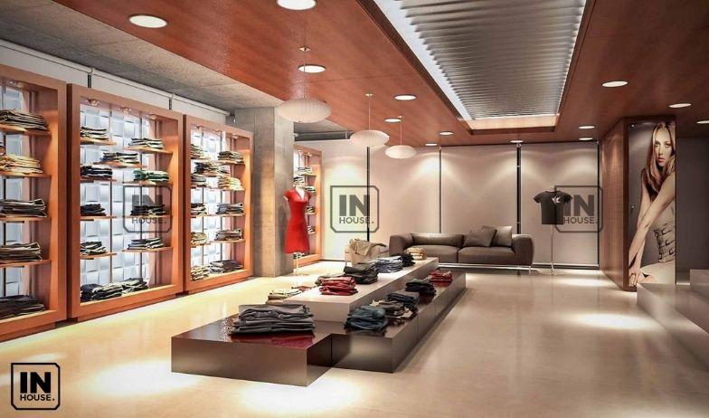 thiết kế nội thất showroom trưng bày 2