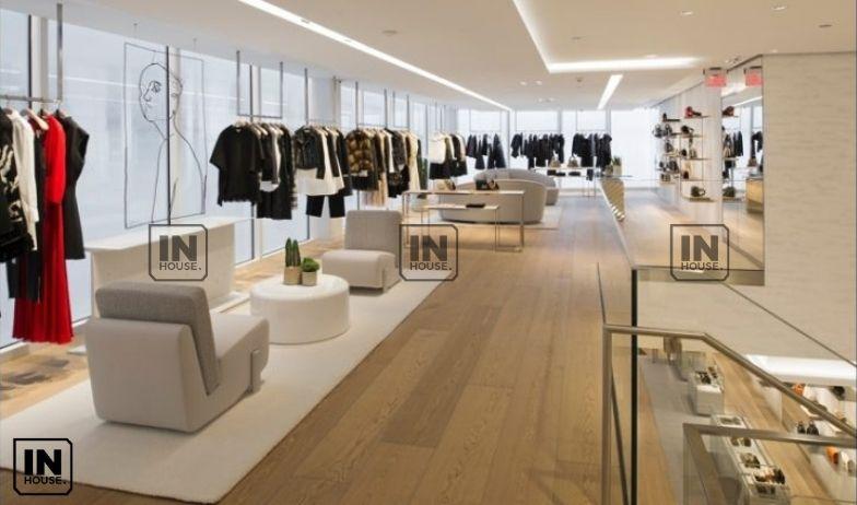 thiết kế showroom cửa hàng 2