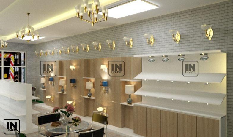 thiết kế showroom điện máy 1