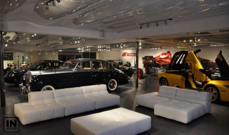 thiết kế showroom ô tô 2