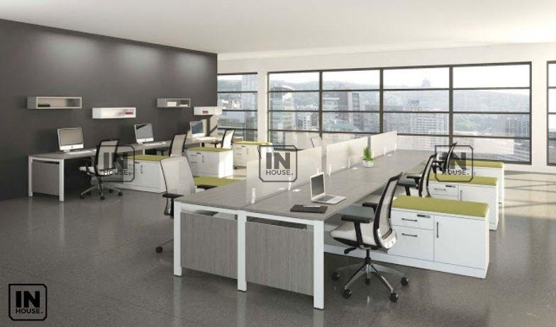 thiết kế showroom văn phòng 1