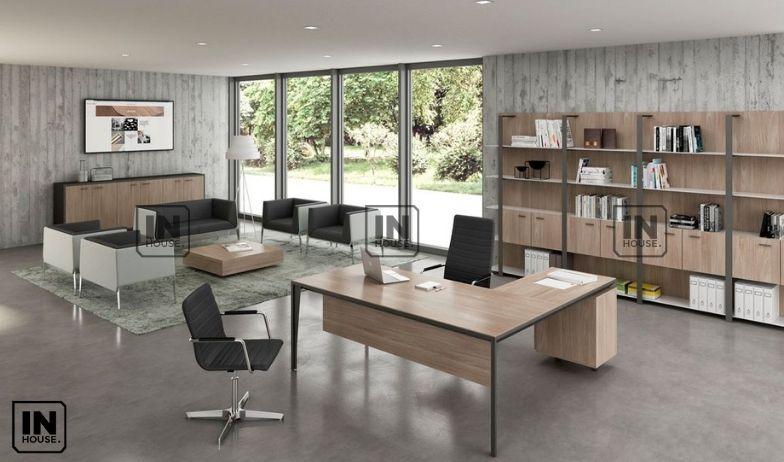 thiết kế showroom văn phòng