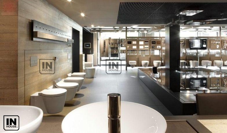 thiết kế showroom vật liệu xây dựng 1