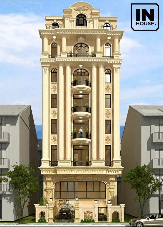 Khách sạn mini tân cổ điển