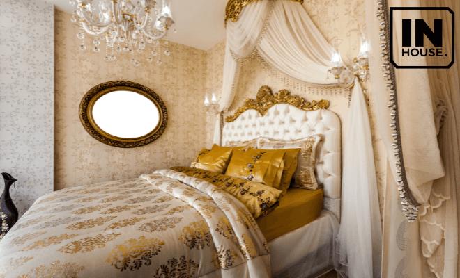 Phong cách phòng ngủ kiểu Pháp