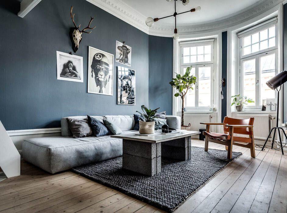 Phong cách thiết kế nội thất Bắc Âu Scandinavian