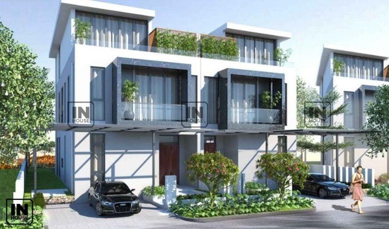 biệt thự song lập Marina Ecopark