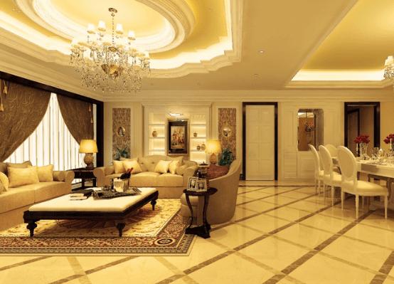 Thiết kế khách sạn phong cách Tân Cổ Điển  (Ảnh: Internet)