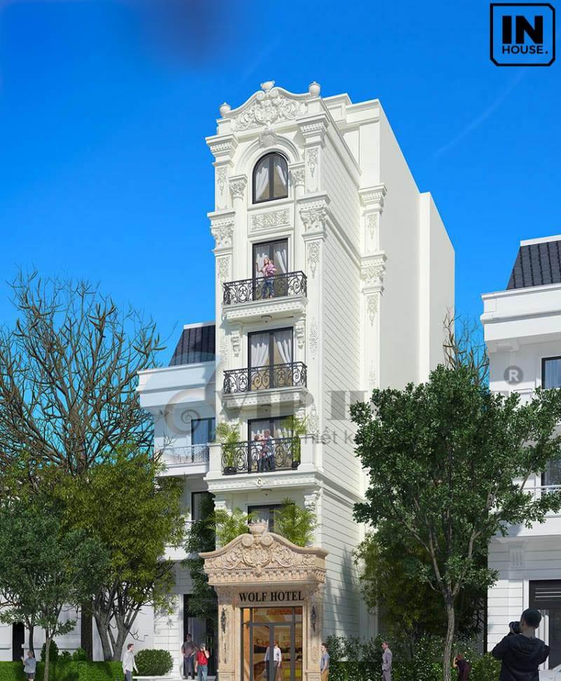 Khách sạn phong cách cổ điển