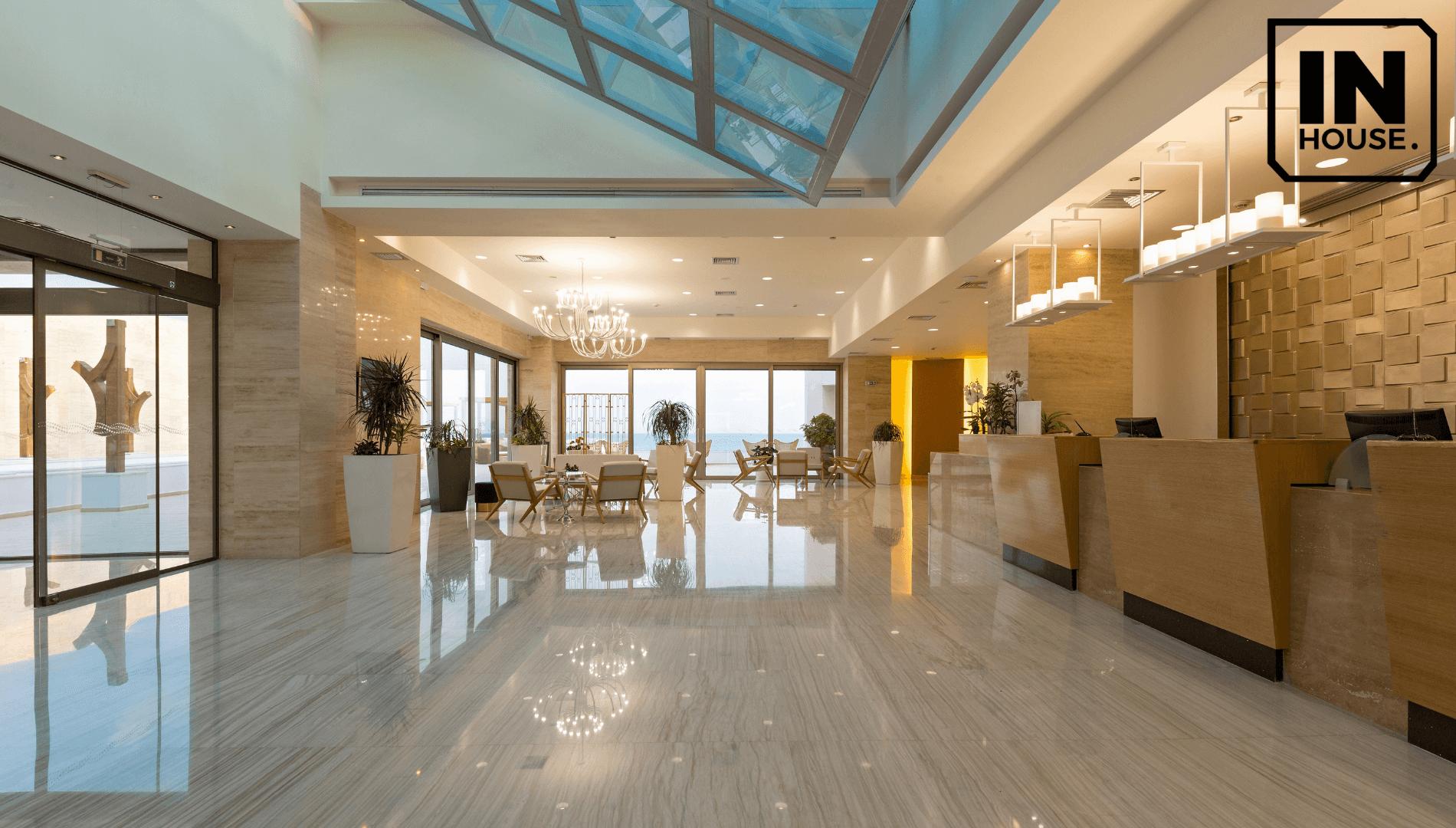 Thiết kế khách sạn mini đẹp 5m