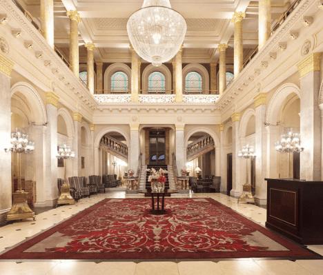 Khách sạn mini phong cách tân cổ điển (Ảnh: Internet)