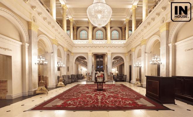 Thiết kế khách sạn mini phong cách tân cổ điển