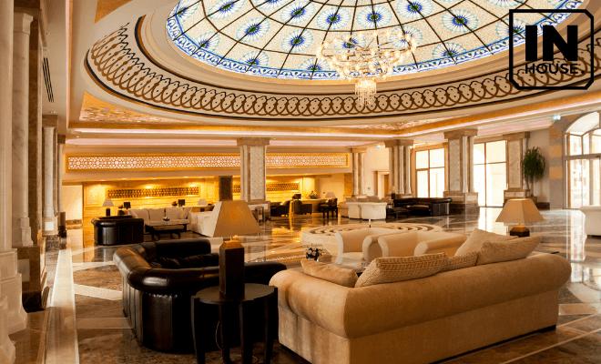 Thiết kế khách sạn phong cách Pháp