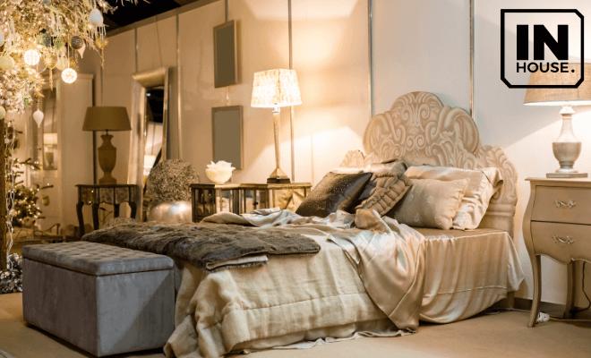 Thiết kế phòng ngủ kiểu Pháp