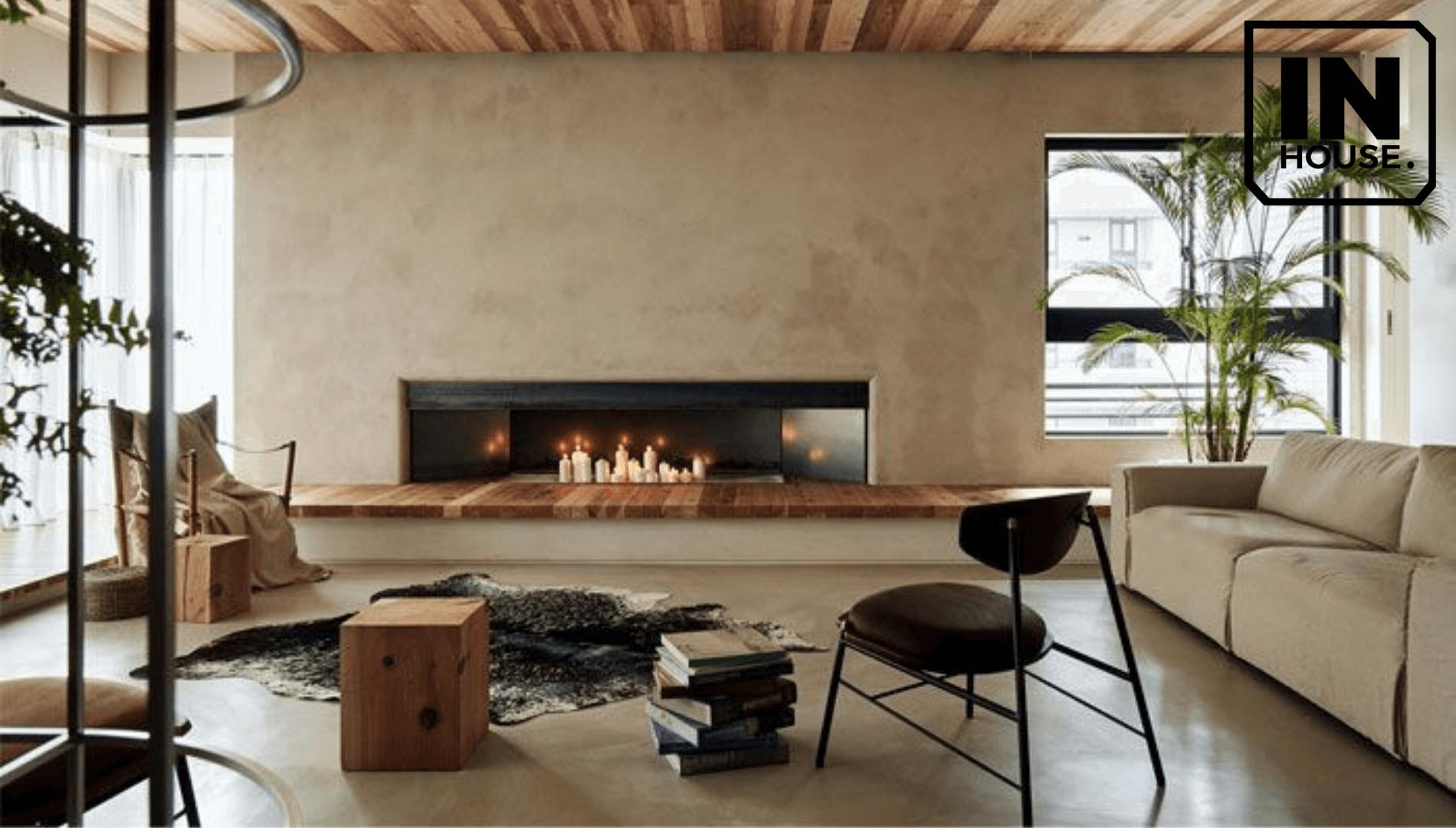 Tô điểm cho không gian ngôi nhà bạn nét hoang dã