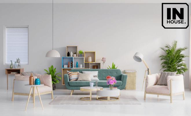 Tông màu Pastel nhẹ nhàng cho không gian của bạn