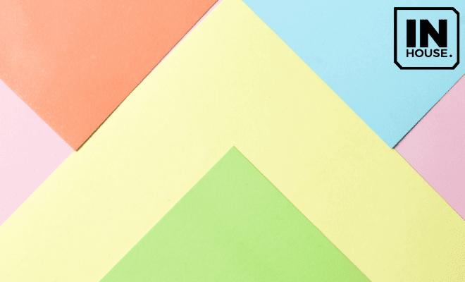 Tông màu pastel được sử dụng cho nhiều mục đích khác nhau