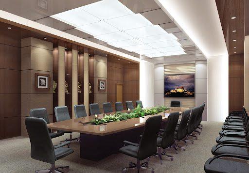 Tiêu chuẩn phòng họp, hội nghị (Ảnh: Internet)