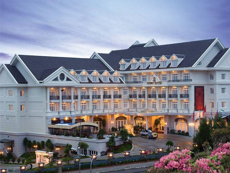 Thiết kế khách sạn 4 sao (Ảnh: Internet)