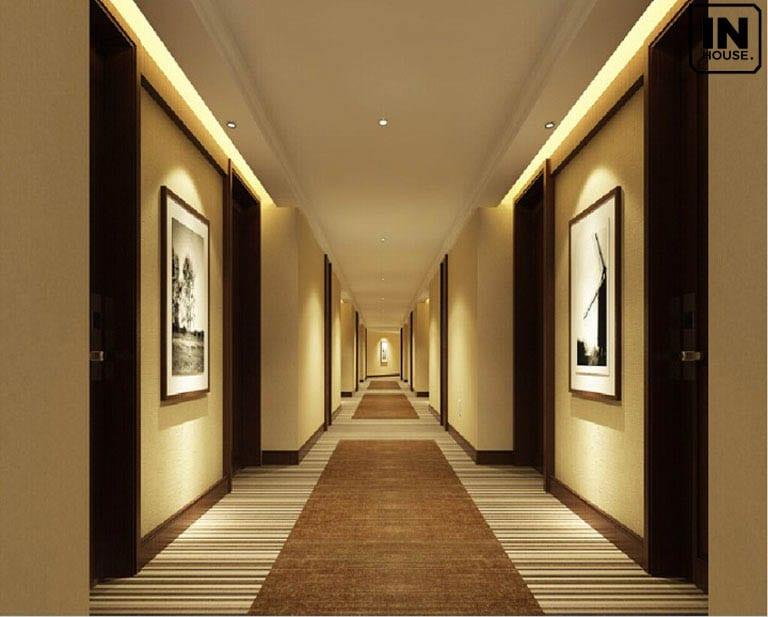 Khu vực hành lang