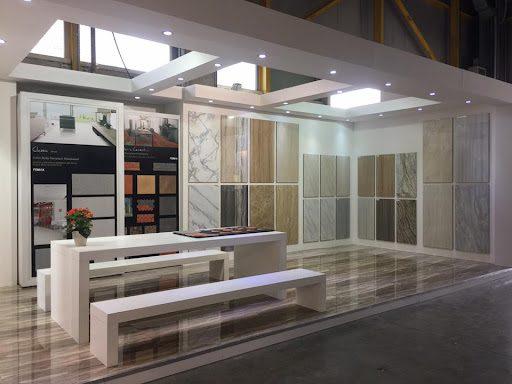 Showroom thiết kế mở (Ảnh: Internet)