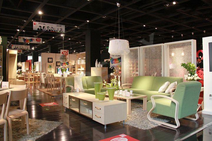 Thiết kế showroom nội thất (Ảnh: Internet)
