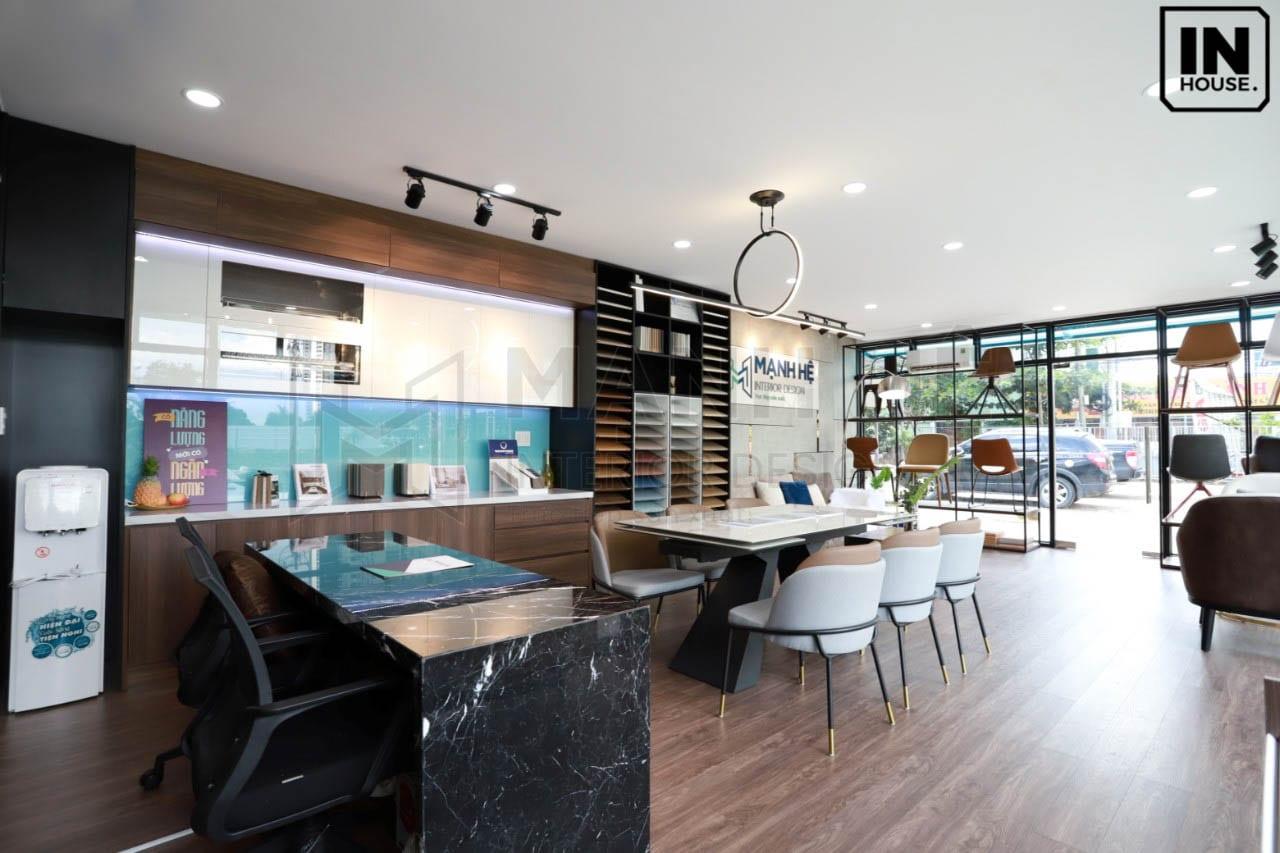 Showroom nội thất nhà bếp
