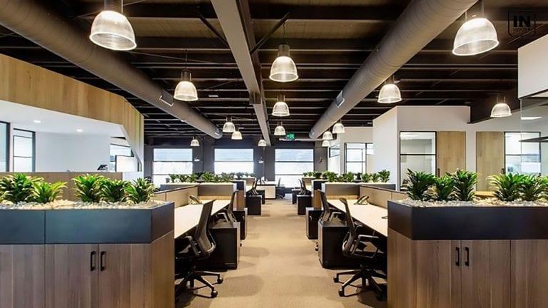 Lưu ý thiết kế văn phòng