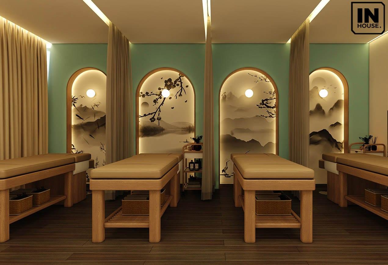 Thiết kế nội thất phong cách Nhật Bản
