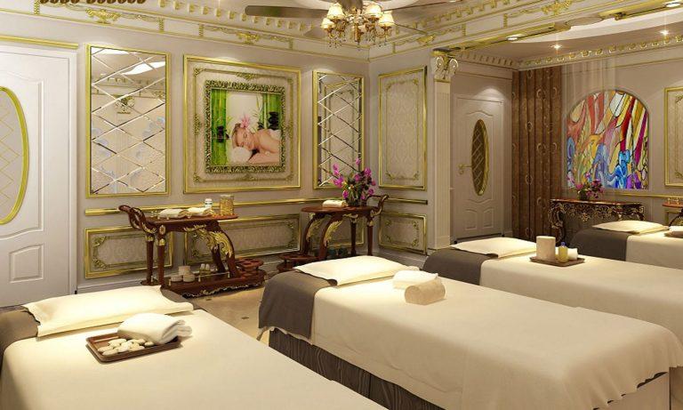 Thiết kế spa Đà Nẵng