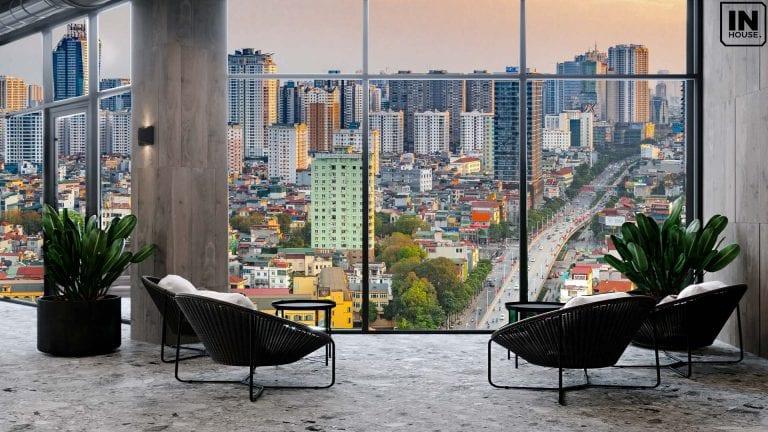 Thiết kế spa đẹp tại Hà Nội