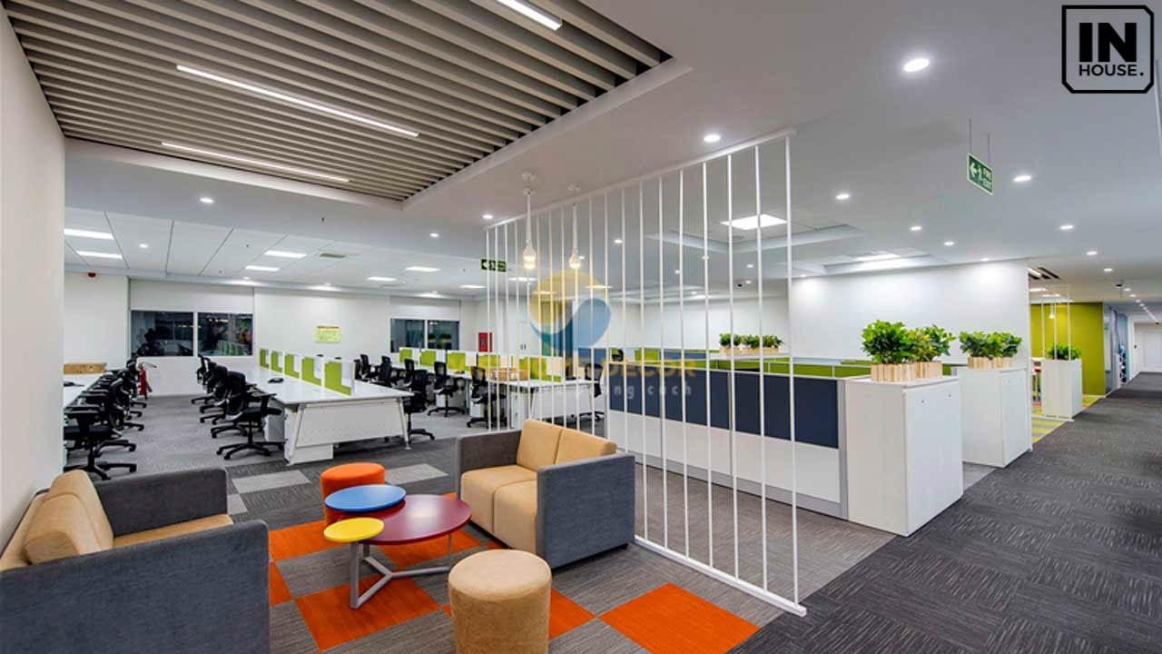 Thiết kế văn phòng 100-400m2