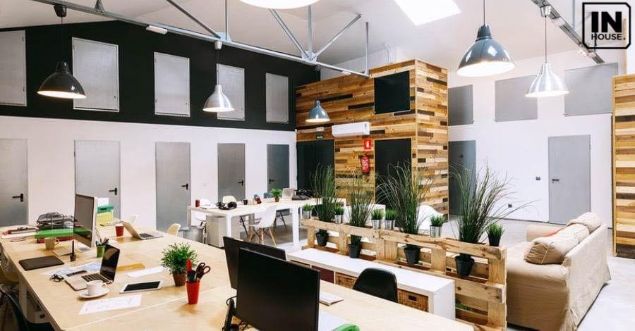 Thiết kế văn phòng 100m2